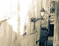 Ruelas em Leiria