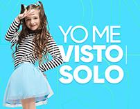 #YoMeVistoSolo / Falabella