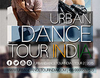 Urban Dance Tour India | 2015