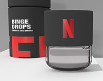 Netflix Binge Drops (Concept) - Addiction Series 03