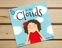 "Children's book ""In the clouds"""