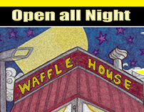 Waffle House of Open All Night