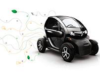 Renault TWIZY 100% Diversión