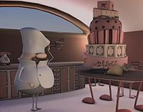 Animation short film - Crescendo 2014