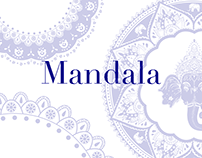 Mandala - Illustration