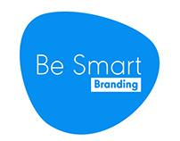 Be Smart | Branding - هوية كُن ذكياً