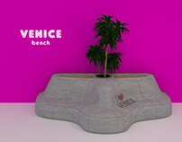 Venice Bench