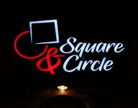 Square & Circle - Branding & Packaging