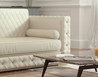 Biscotti sofa