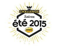 Challenge Midas - Saison été 2015