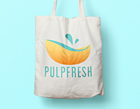 PULPFRESH JUICE BRAND