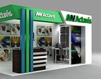 Actavis Booth