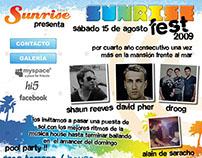 Sunrise Fest 2009