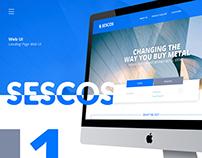WEB UI SESCOS