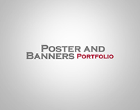 Poster and Banners Portfolio