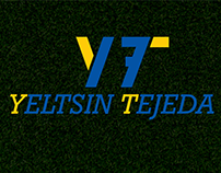 Yeltsin Tejeda | Branding