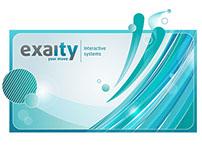 Exaity // Splash screen
