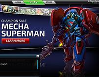 Game Re-branding Concept #2