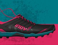 Inov-8 X-Claw 275   Mountain Running Shoe