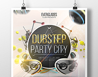 Dubstep Party City
