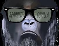 Bearded gorilla