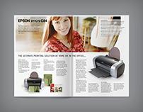 EPSON: Product Brochures