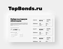 Top Bonds website