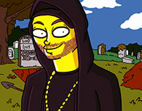 If Eminem was Simpson