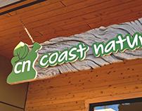 Coast Naturals - Dimensional Sign