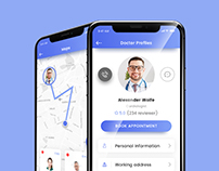 Healer - Mobile App Ui Kit
