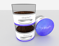 Daplie Final Packaging Rendering & Product