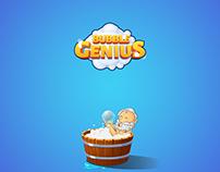 Bubble Genius - Game Art