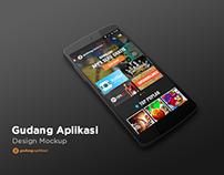 Gudang Aplikasi | Concept