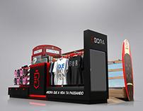 Bora Quiosque de Moda | Fashion Kiosk