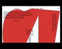 Pike River website
