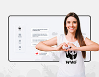 WWF | Farkındalık Yarat Website