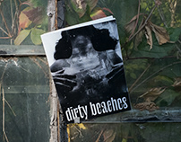 Dirty Beaches — photography zine