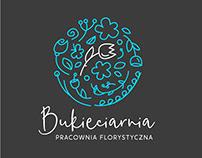 logo kwiaciarnia - Bukieciarnia