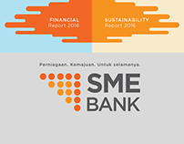SME Bank Financial & Sustainability Report 2016