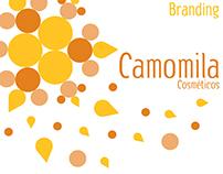 Identidade Visual Loja Camomila