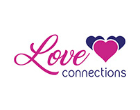 Love Connections Logo Design