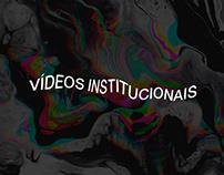 VÍDEOS INSTITUCIONAIS | 2017 - 2018