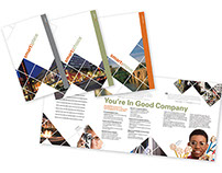 Arlington Economic Development Think Brochures