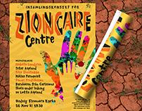 Poster till insamlingskonsert för Zion Care Centre