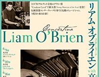 Liam O'Brien with Hajime Takahashi リアム・オブライエン with 高橋創