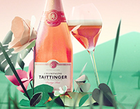 Oh my Rosé, by Taittinger