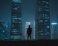Shanghai: NEVER NEVER #018 #019