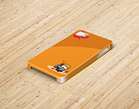 'Dex loves it' iPhone case