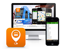 OnTime: Realtime Public Transit Tracking