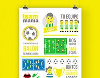 Futbolmanía